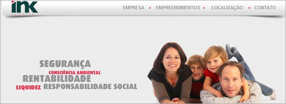 Site INK Engenharia